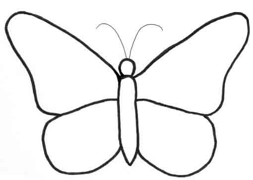 sampler papillon 15 avril - Papillon Dessin